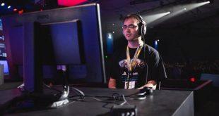 Keoma durante a Capcom Cup 2015. (Foto: Divulgação/Redbull)